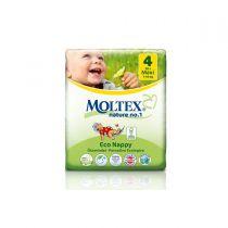 Ecological Nappies Maxi 4 7-18kg 30 pieces Moltex