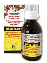 Resistance Herbal Syrup 150ml Holistica