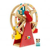Carnival Play Set Ferris Wheel Petit Collage