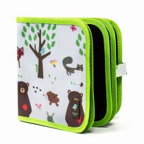Doodle It & Go Chalk Book Forest Jaq Jaq Bird