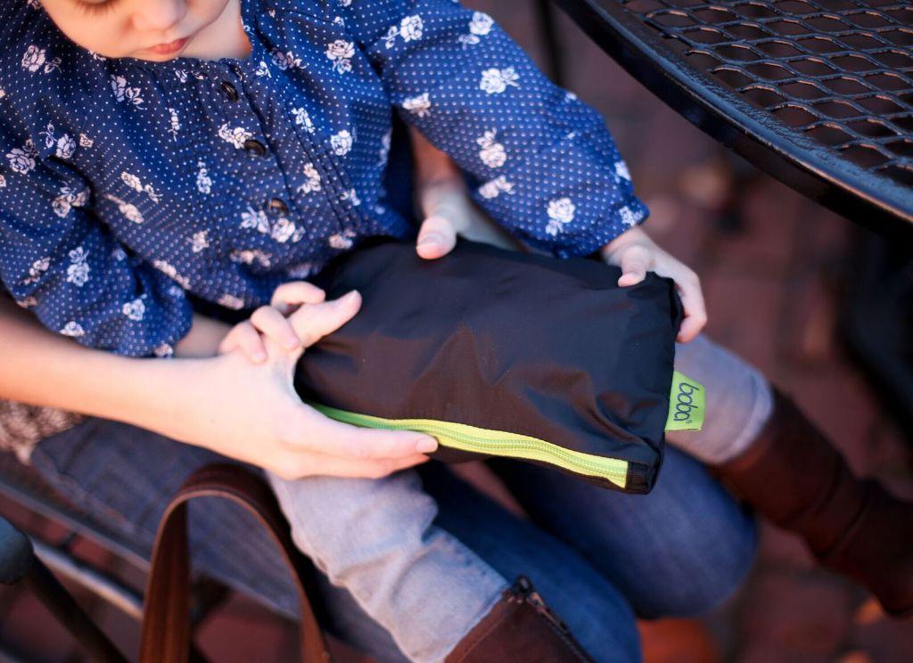 Boba Air Black Ultra Lightweight Baby Carrier