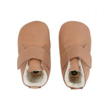 Soft Sole Baby Shoes Desert Artic Caramel Bobux