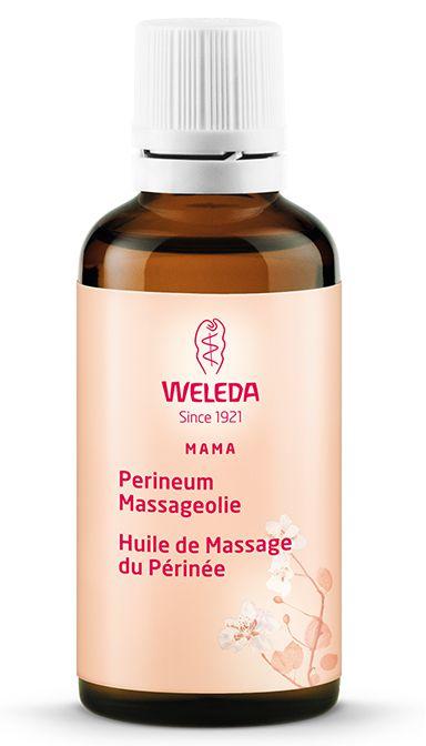 Perineum Massage Oil 50ml Weleda