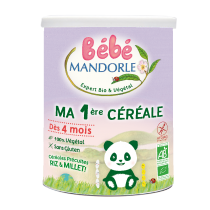 My First Cereal 400g Bébé M