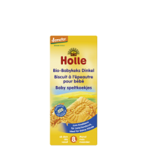 Organic Spelt Biscuits Baby 150g Holle