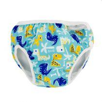 Swim Diaper Turquoise Dino Imse Vimse