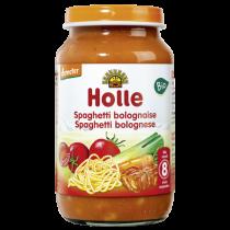 Spaghetti Bolognaise 8M 220g Holle