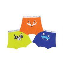 Boxers Boys 3 pieces 2-3Y Zoocchini
