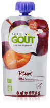 Plum 120g from 4 months Good Gout EXPIRE 17/06/19