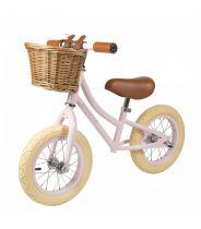 Pink Balance Bike First Go Banwood