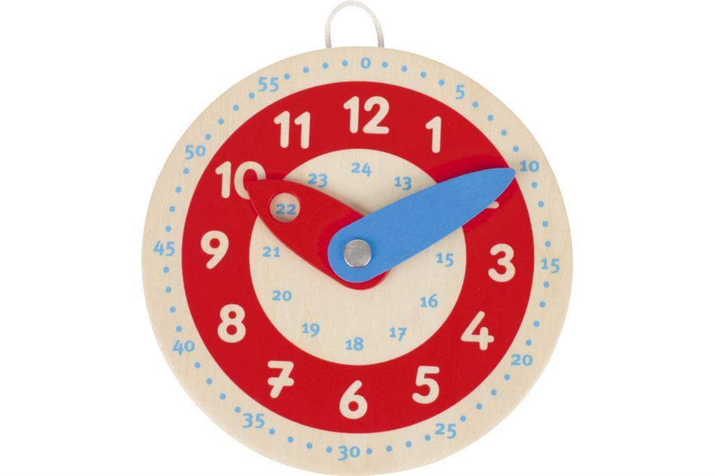 Learn the time Goki