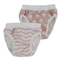 2-Pack Training Pants Bunny/Dandelion Imse Vimse