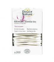 200 Bâtonnets D\'Oreille Bio