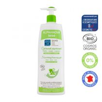 3 In 1 Bubble Wash Organic 500Ml Alphanova Baby