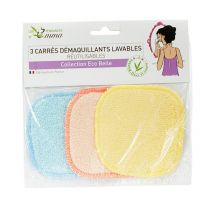3 Washable Make-Up Removers Eucalyptus Les Tendances D\'Emma