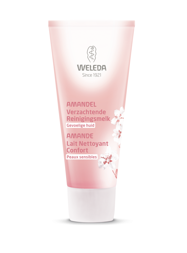 Almond Cleansing Lotion Sensitive Skins 75Ml Weleda