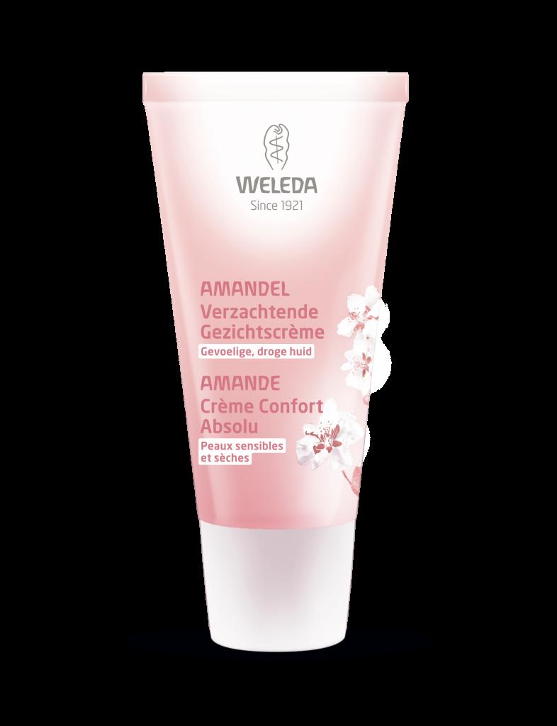 Almond Facial Cream Sensitive Skins 30Ml Weleda