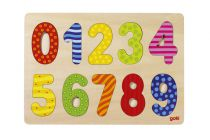 Alphabet Puzzle 3D Goki