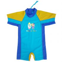Anti-UV baby swimsuit Little Sailor