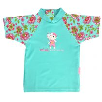 Anti-UV baby T-shirt Amazonia