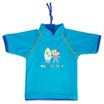 Anti-UV baby T-shirt Mini Princess