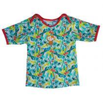 Anti-UV baby T-shirt Safari
