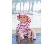 Anti-UV baby T-shirt Sophie in Saint Malo