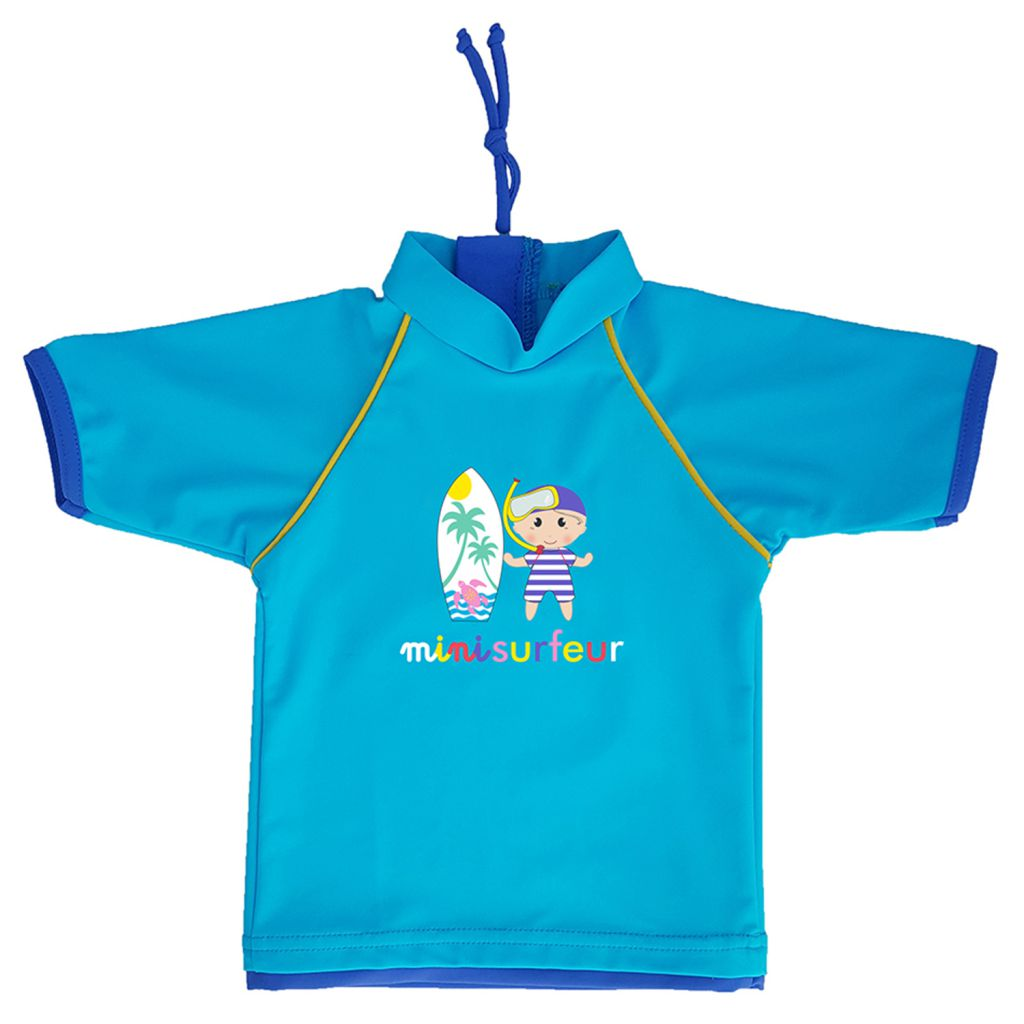 Anti-UV T-shirt Mini Prinses