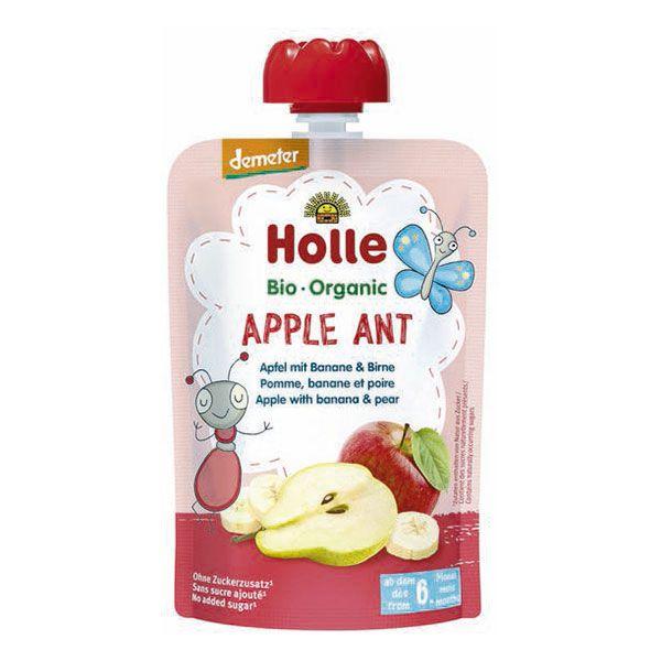 Apple Ant Gourde pomme banane poire Holle