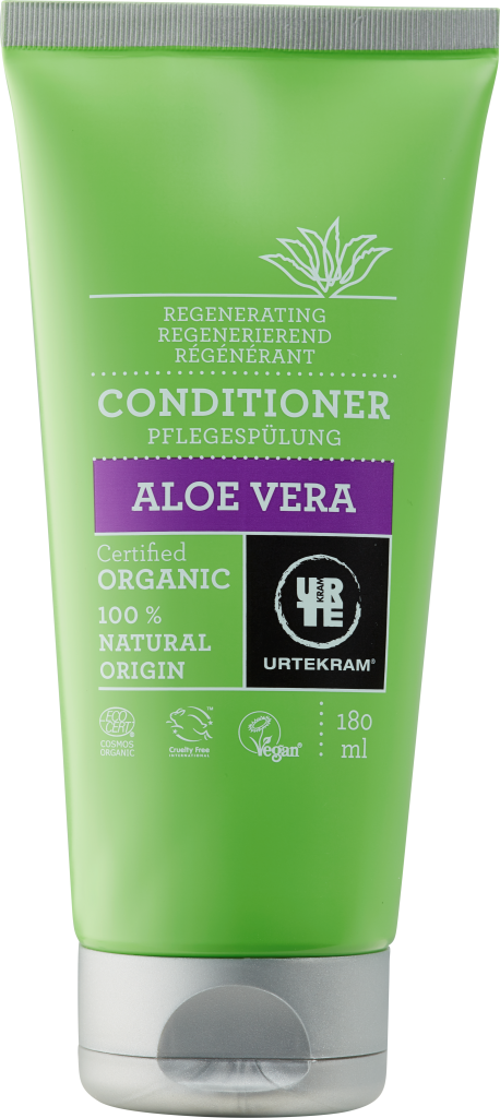 Après-Shampooing Aloe Vera 250Ml URTEKRAM