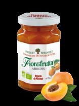 Apricot Jam Organic 250G Fiordifrutta