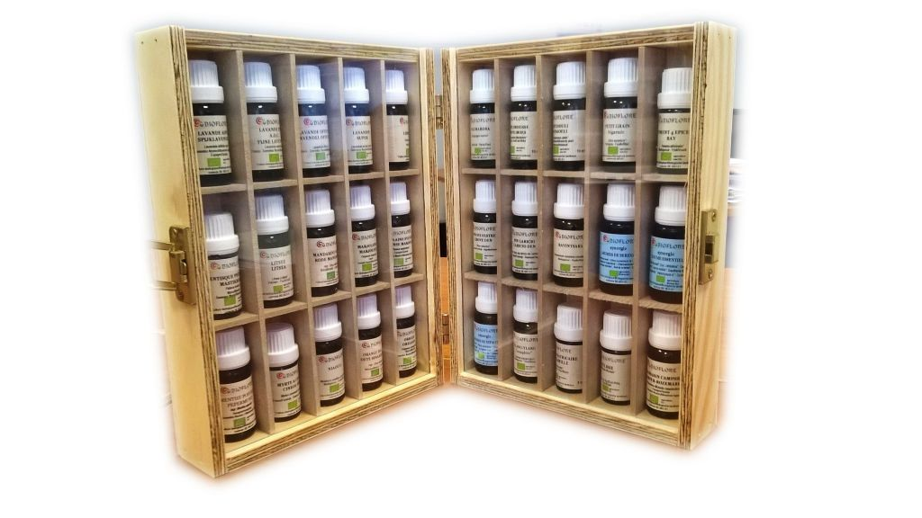 Aromathèque Compacte Bioflore