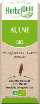 Aulne Herbalgem Macerat Concentre De Bourgeons Bio 50Ml
