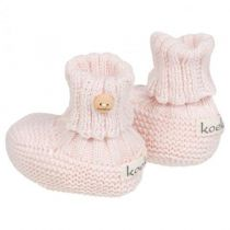 Baby Booties Blue Koeka