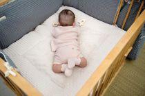 Baby Booties Blue Koeka
