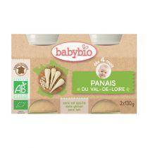 Baby Potjes Pastinaak Bio 2X130G Babybio
