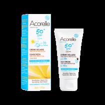 Baby Sun Cream SPF50+ Organic 100ml Acorelle