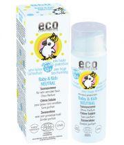 Baby Zonnecrème SPF50+ 50ml Ecocosmetics