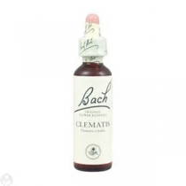 Bach Flower Remedie N°09 Clematis 20Ml