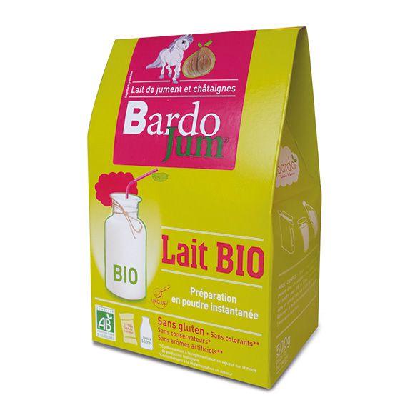 Bardo\'Jum Châtaignes 500g De Bardo