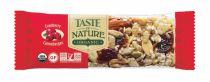 Barre noix et fruits Cranberry bio 40g Taste of Nature