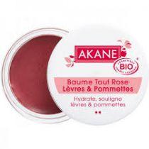 Baume Tout Rose Lèvres Et Joues 12G Bio