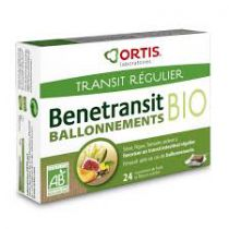 Benetransit Ballonnement Bio 24 Cubes