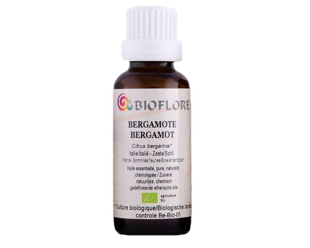 Bergamote Bio Huile essentielle 10ml Bioflore