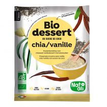 Bio Dessert Chia Vanille 70g Natali