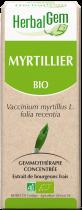 Blauw Bosbes Herbalgem Geconcentreerde Bio Maceraat 50Ml