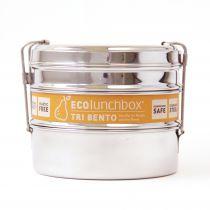 Boîte à Lunch Ronde Tri Bento Ecolunchbox