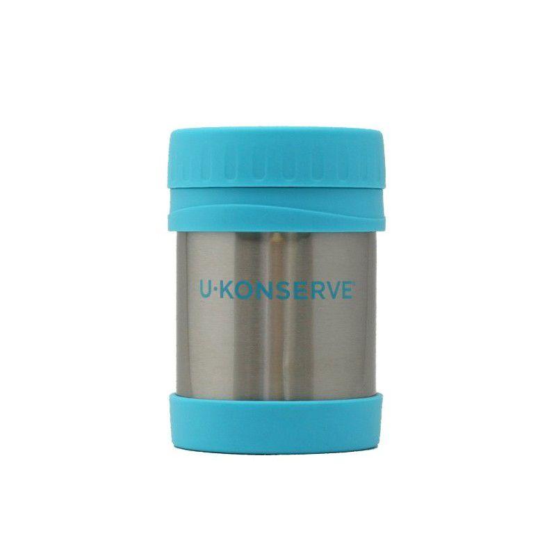 Boîte Repas Isotherme Inox Azur 355ml U-Konserve