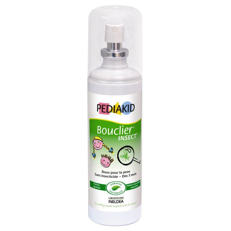 Boucliers Insect\' Repulsif à partir de 3 mois 100ml Pediakid