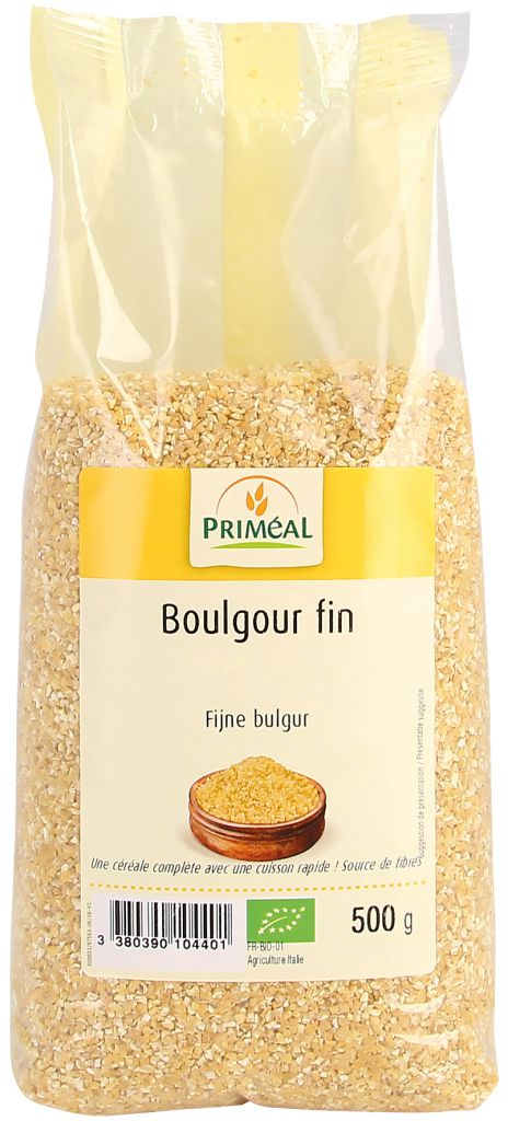 Boulgour fin Bio 500G